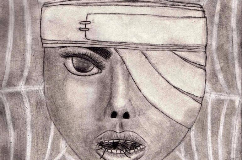Art Piece: Silenced